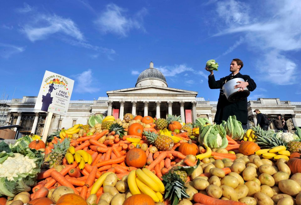 Food waste in the EU